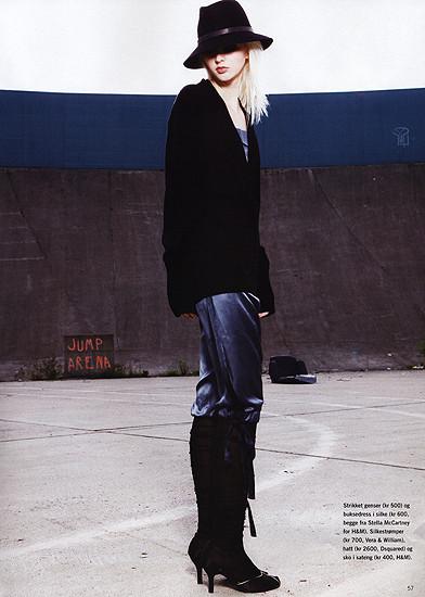 Photo of model Anne Brigg - ID 125743