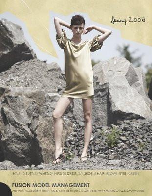 Photo of model Marianna Rothen - ID 147214