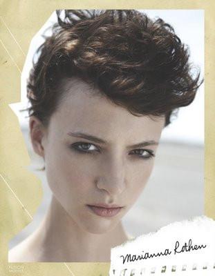 Photo of model Marianna Rothen - ID 147215