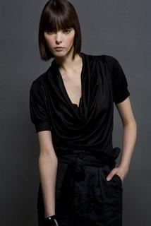 Photo of model Christine Lecoeur - ID 133537