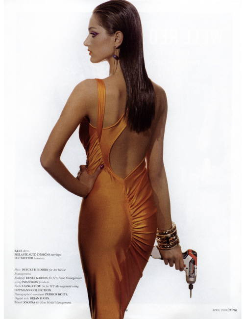 Photo of model Joanna Mackowiak - ID 137255