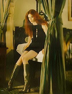 Photo of model Lisa Cote - ID 139983