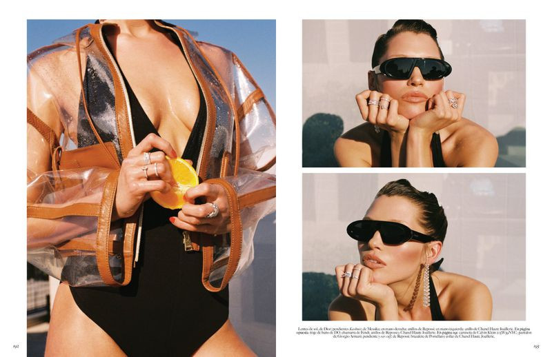 Photo of model Hana Jirickova - ID 617002