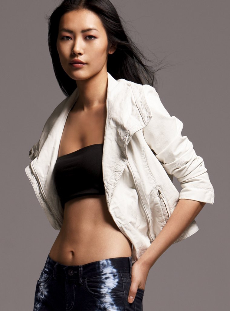 Great! Miss China Universe 2011 will be trained in New York!