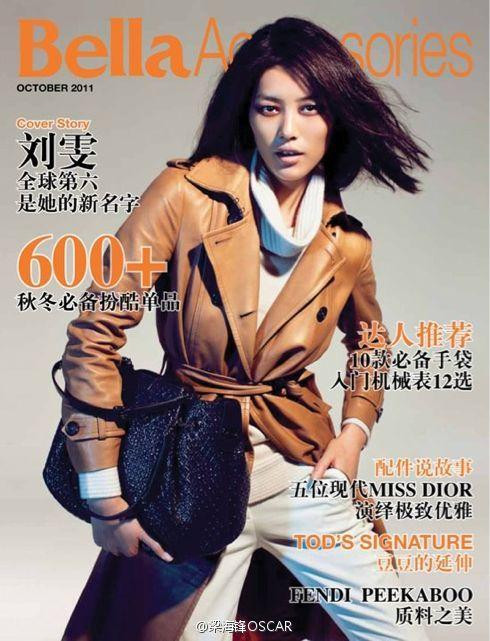 Photo of model Liu Wen - ID 357900