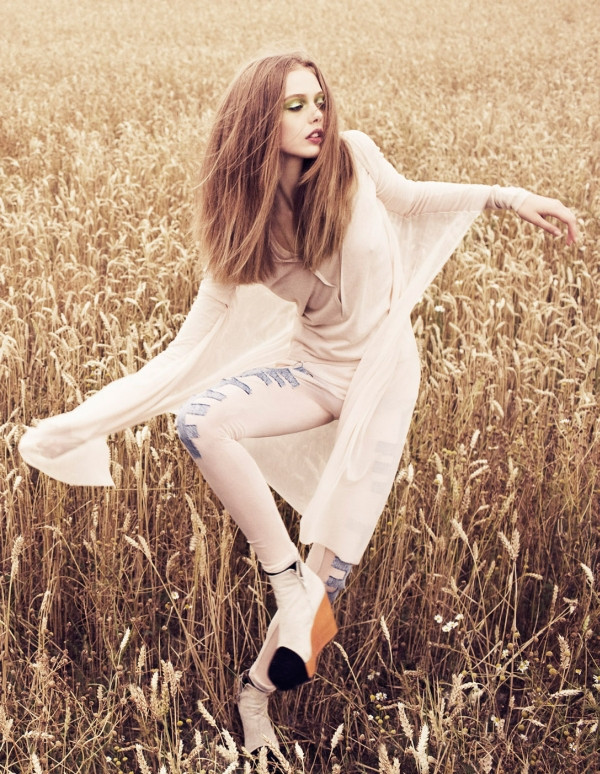 Photo of model Frida Gustavsson - ID 246715