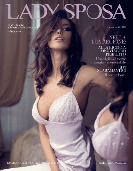 Madalina Ghenea - Photo - Fashion Model