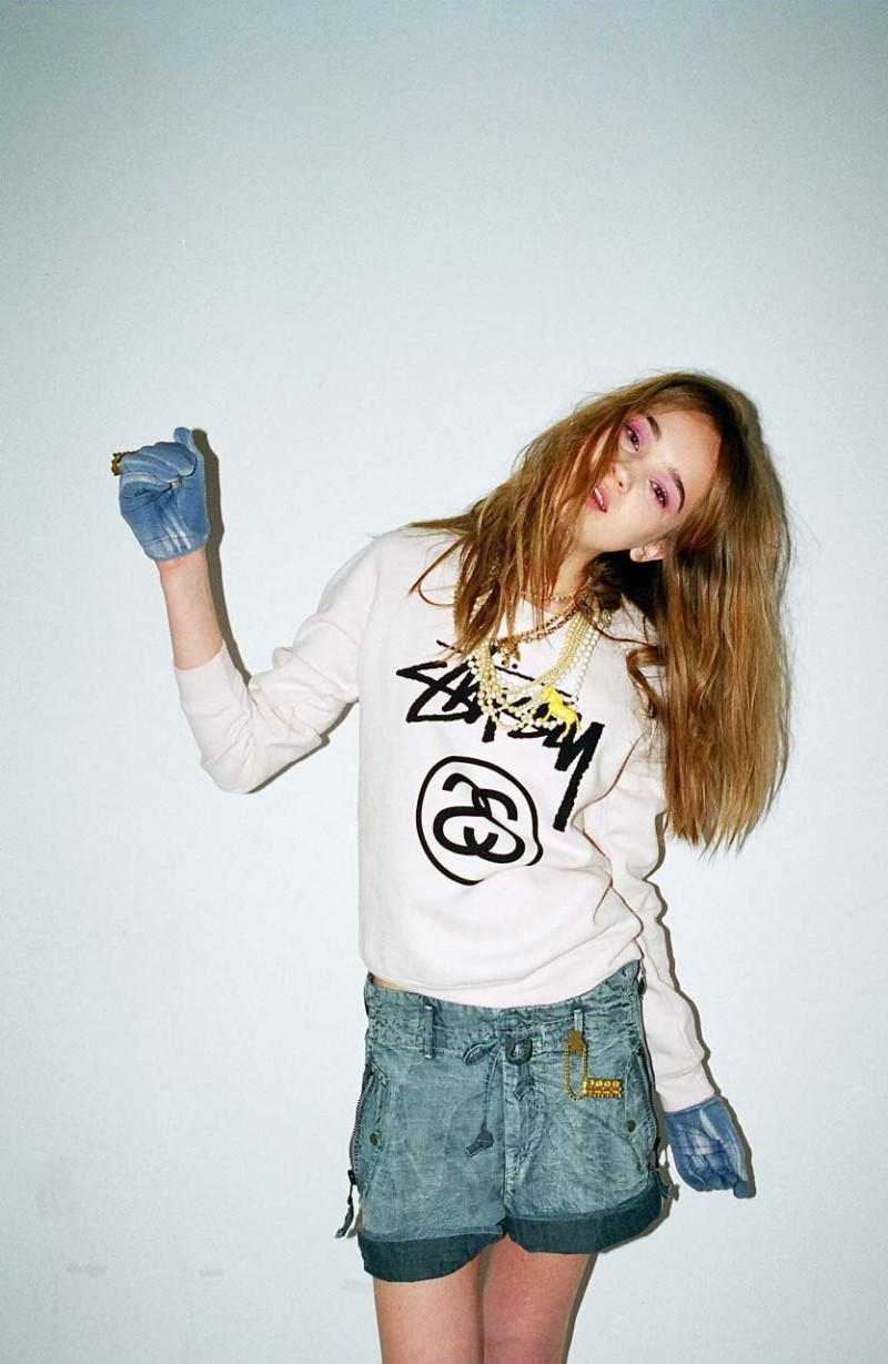 Photo of model Rosie Tupper - ID 245549