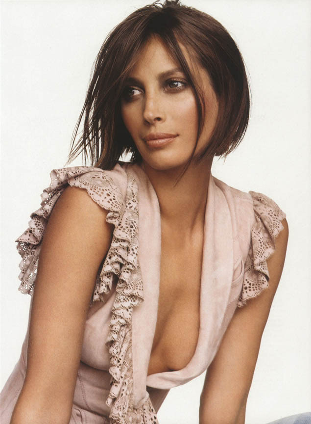 christy turlington - photo - fashion model - id11254
