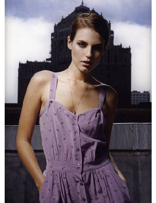 Photo of model Kate Amundsen - ID 155194