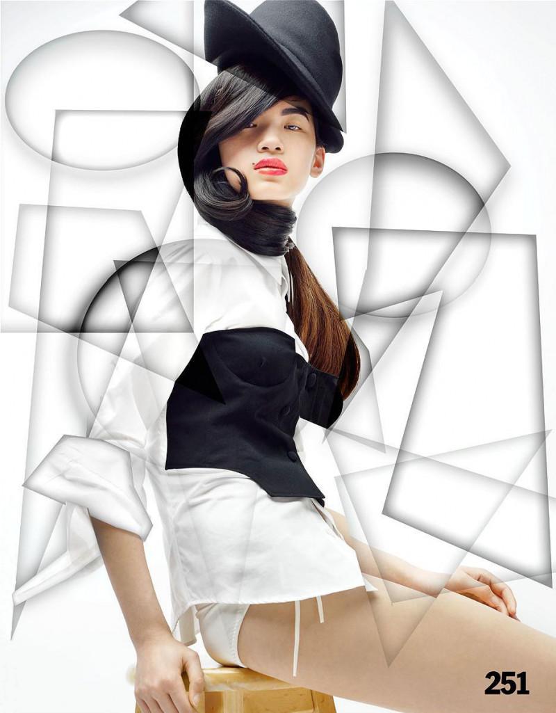 Photo of model Kiki Kang - ID 246669