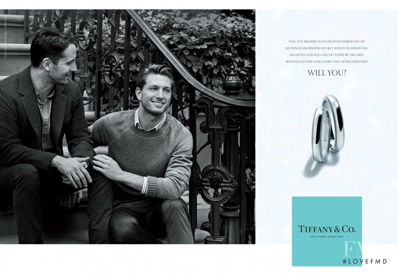 Tiffany & Co. advertisement for Spring/Summer 2015