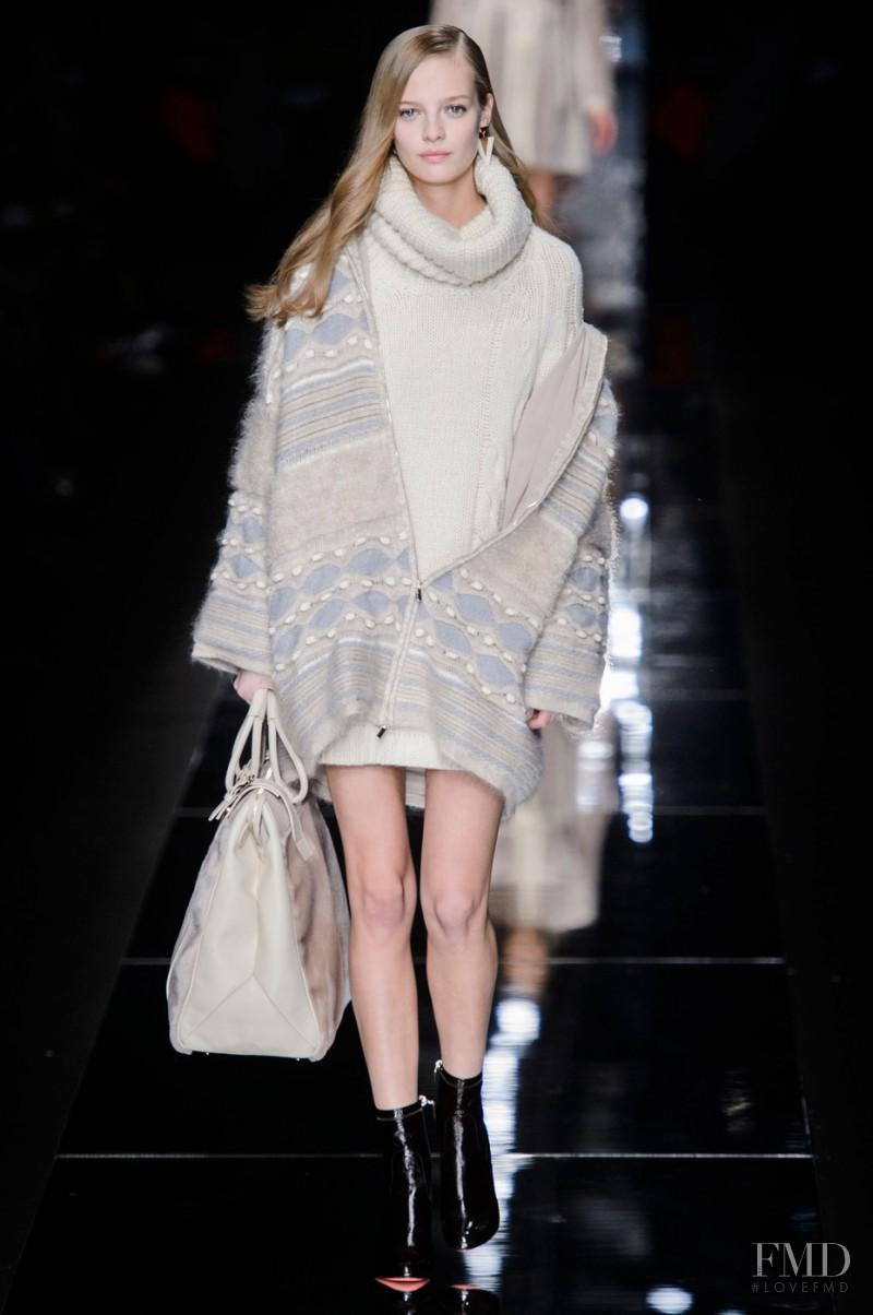 Blumarine fashion show for Autumn/Winter 2015