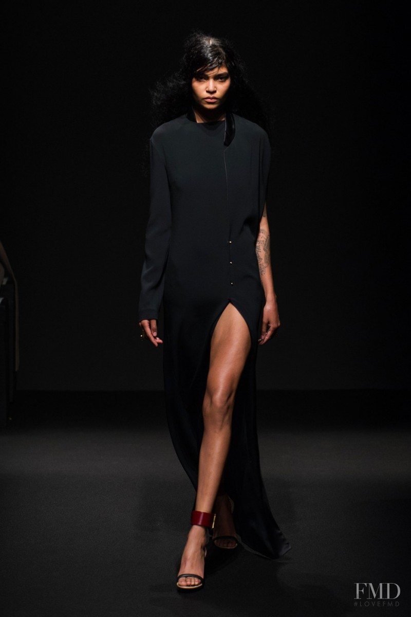 Esteban Cortazar fashion show for Autumn/Winter 2015