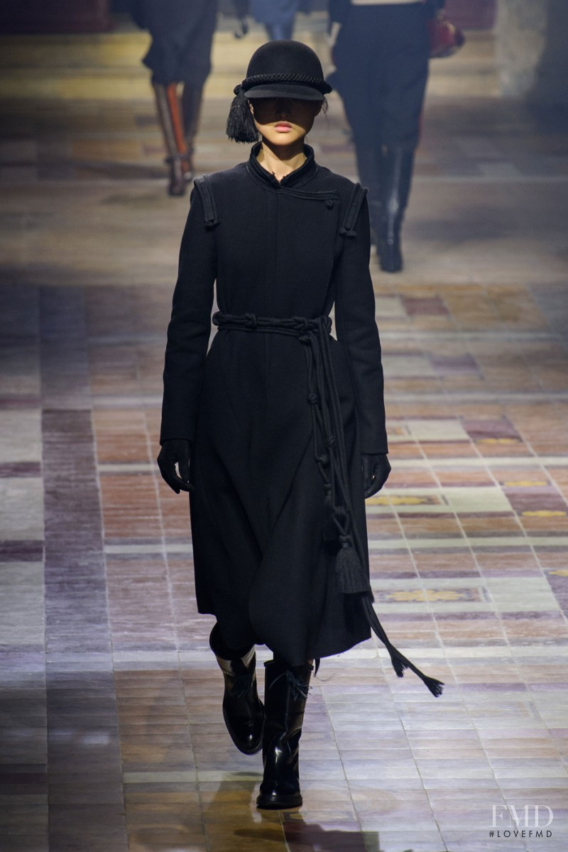 Lanvin fashion show for Autumn/Winter 2015