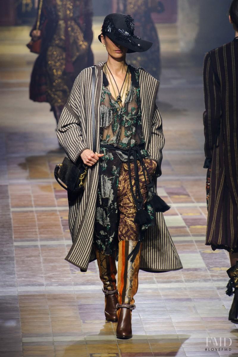 Lanvin fashion show for Autumn/Winter 2015