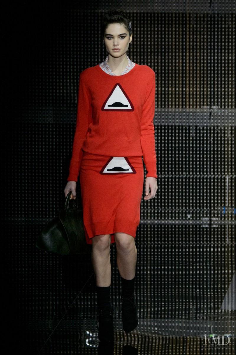Anya Hindmarch fashion show for Autumn/Winter 2015