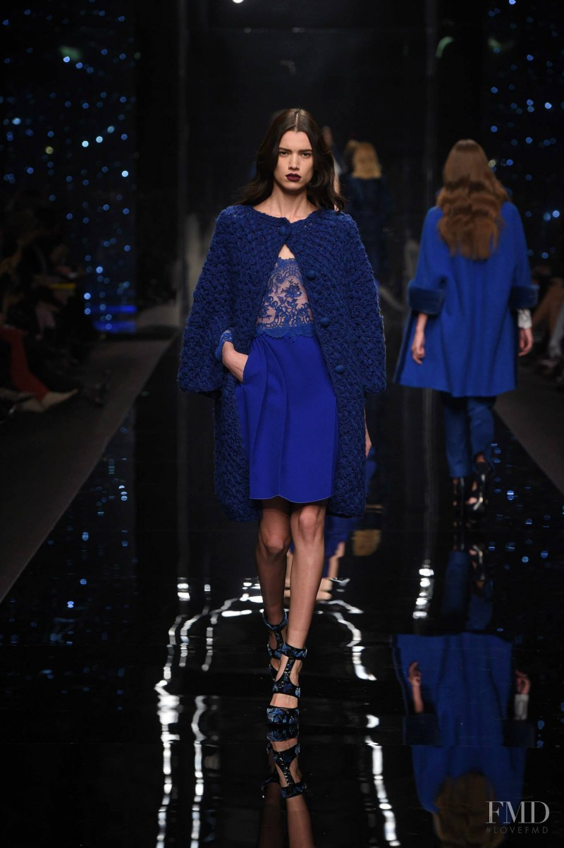 Ermanno Scervino fashion show for Autumn/Winter 2015