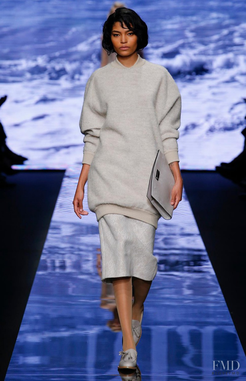 Max Mara fashion show for Autumn/Winter 2015
