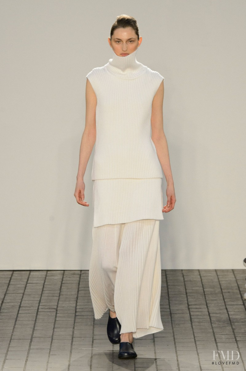 Zoe Huxford featured in  the 1205 fashion show for Autumn/Winter 2015