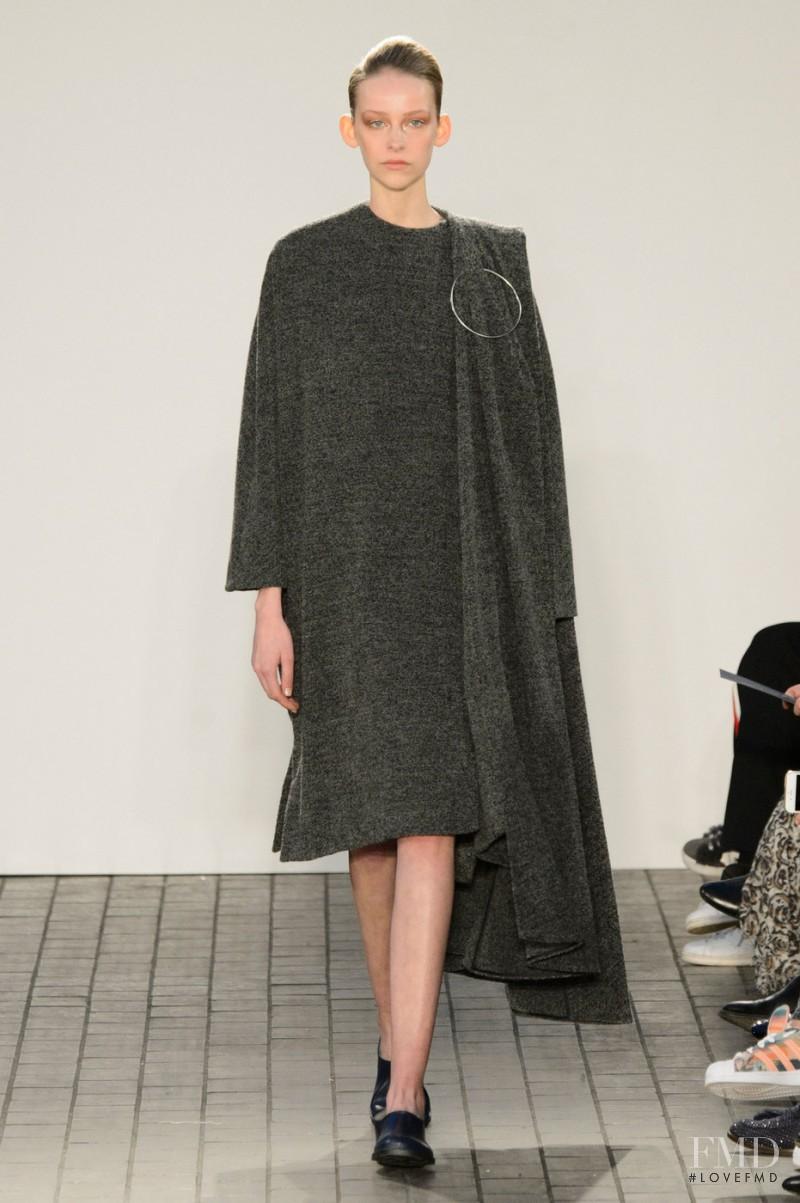 Luka van der Veken featured in  the 1205 fashion show for Autumn/Winter 2015