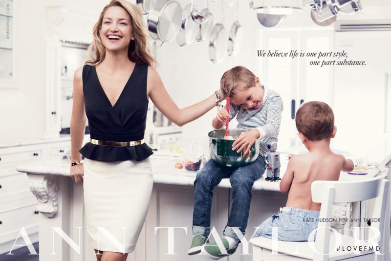 Ann Taylor advertisement for Autumn/Winter 2013
