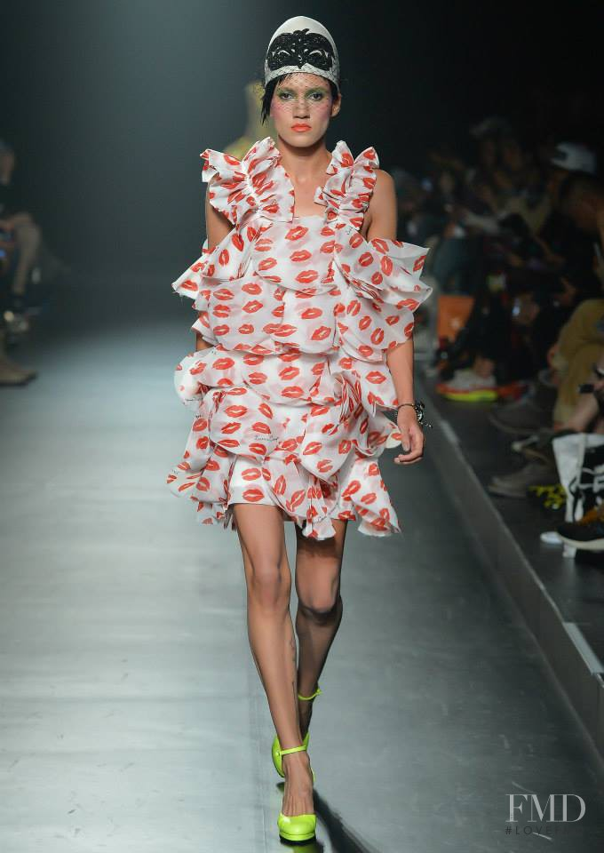 DressCamp fashion show for Spring/Summer 2015