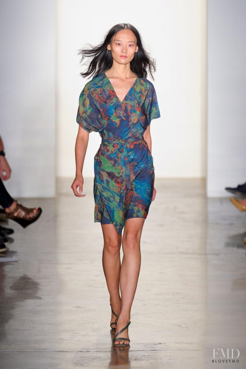 Costello Tagliapietra fashion show for Spring/Summer 2013