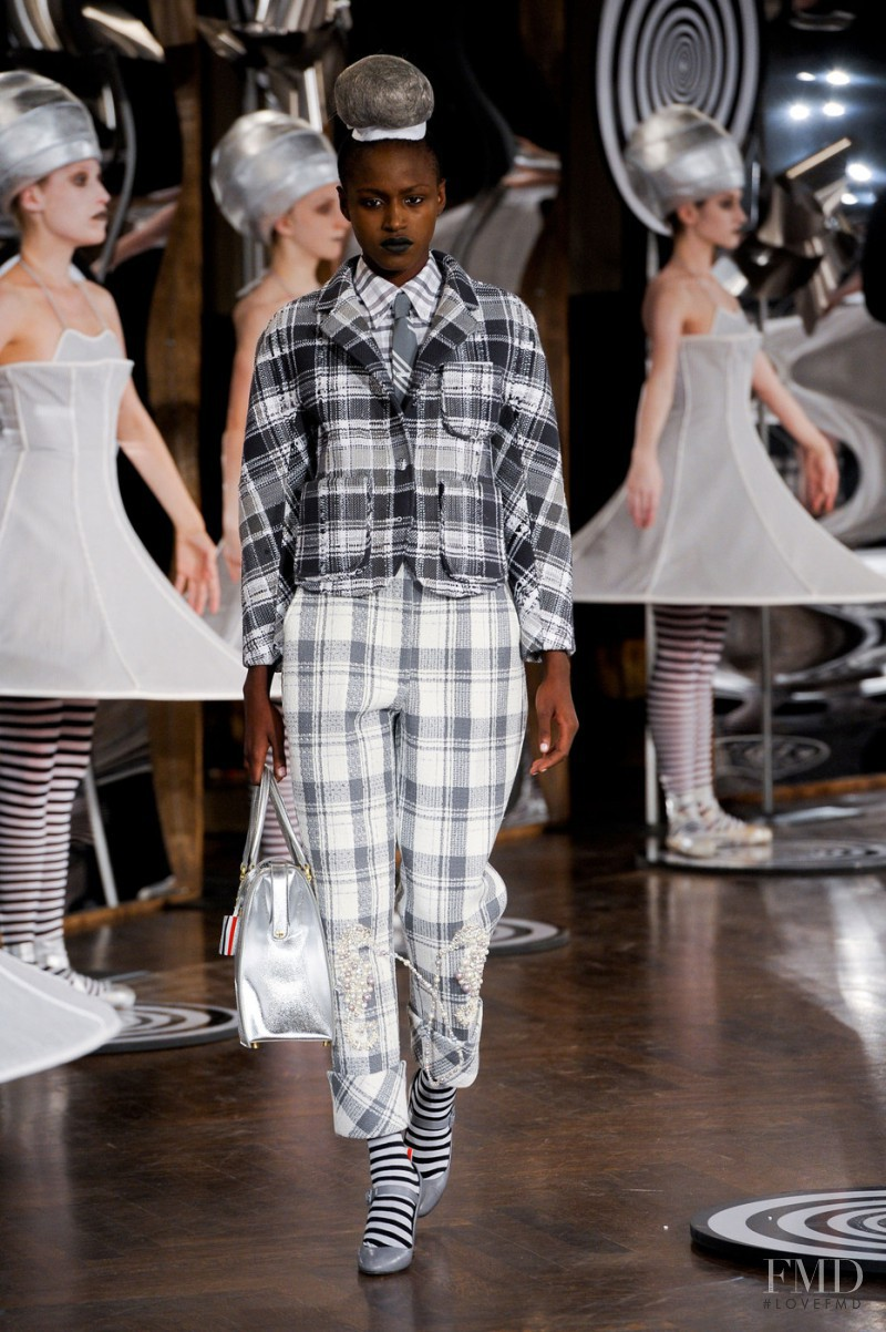 Thom Browne fashion show for Spring/Summer 2013