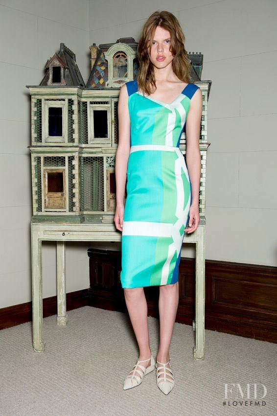 Roland Mouret fashion show for Resort 2015