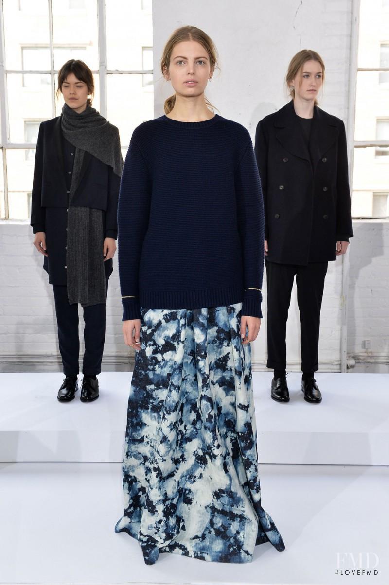 Steven Alan fashion show for Autumn/Winter 2014