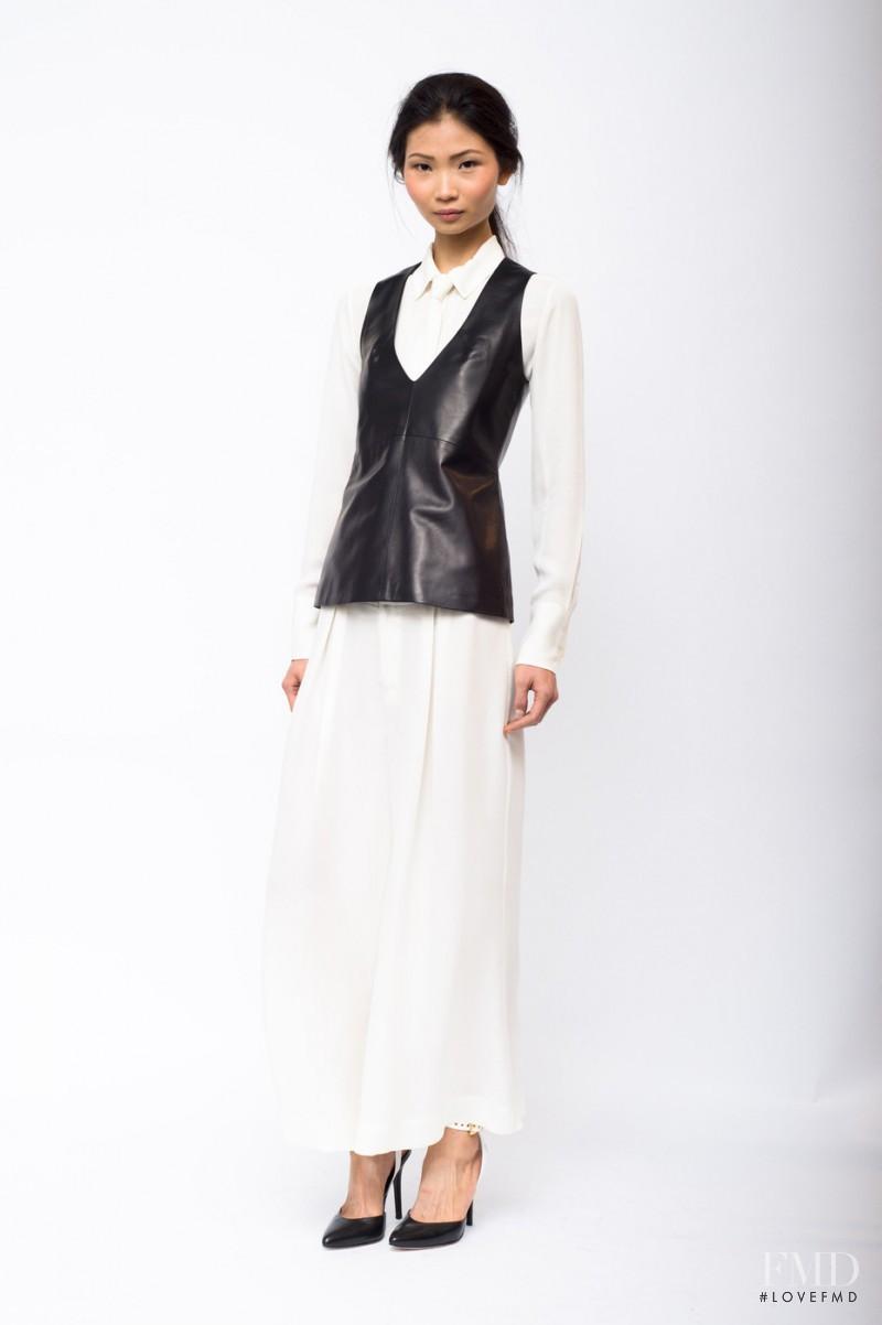 Marissa Webb fashion show for Spring/Summer 2013