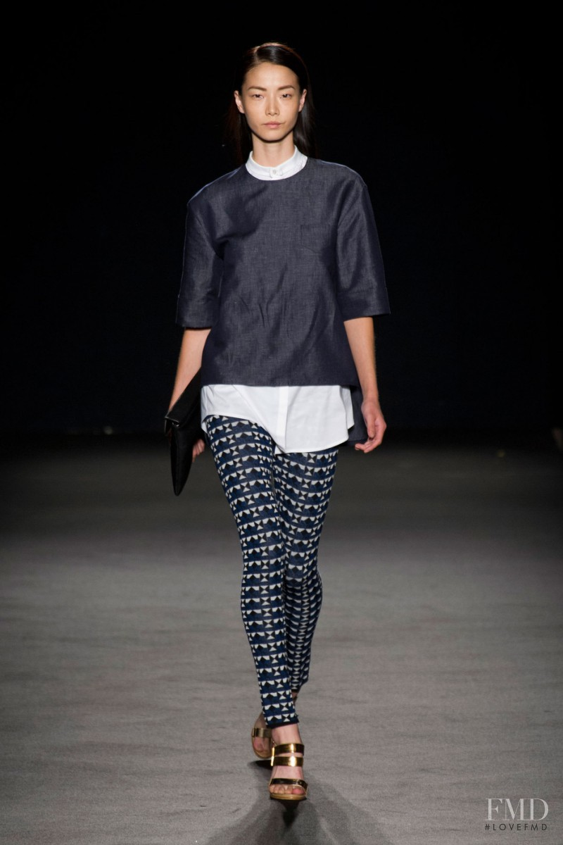 Les Copains fashion show for Spring/Summer 2013