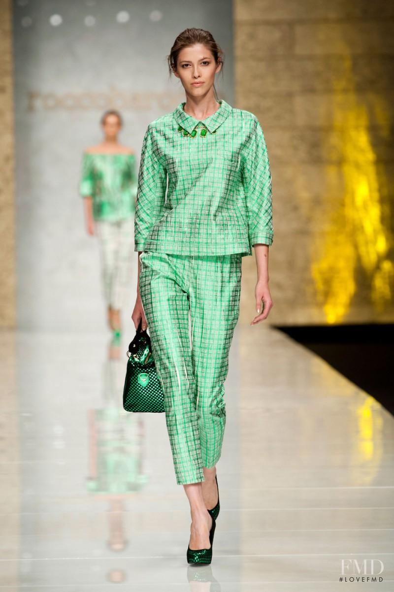 roccobarocco fashion show for Spring/Summer 2013