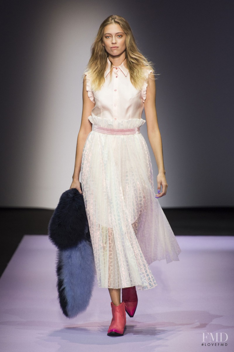 Daizy Shely fashion show for Spring/Summer 2016