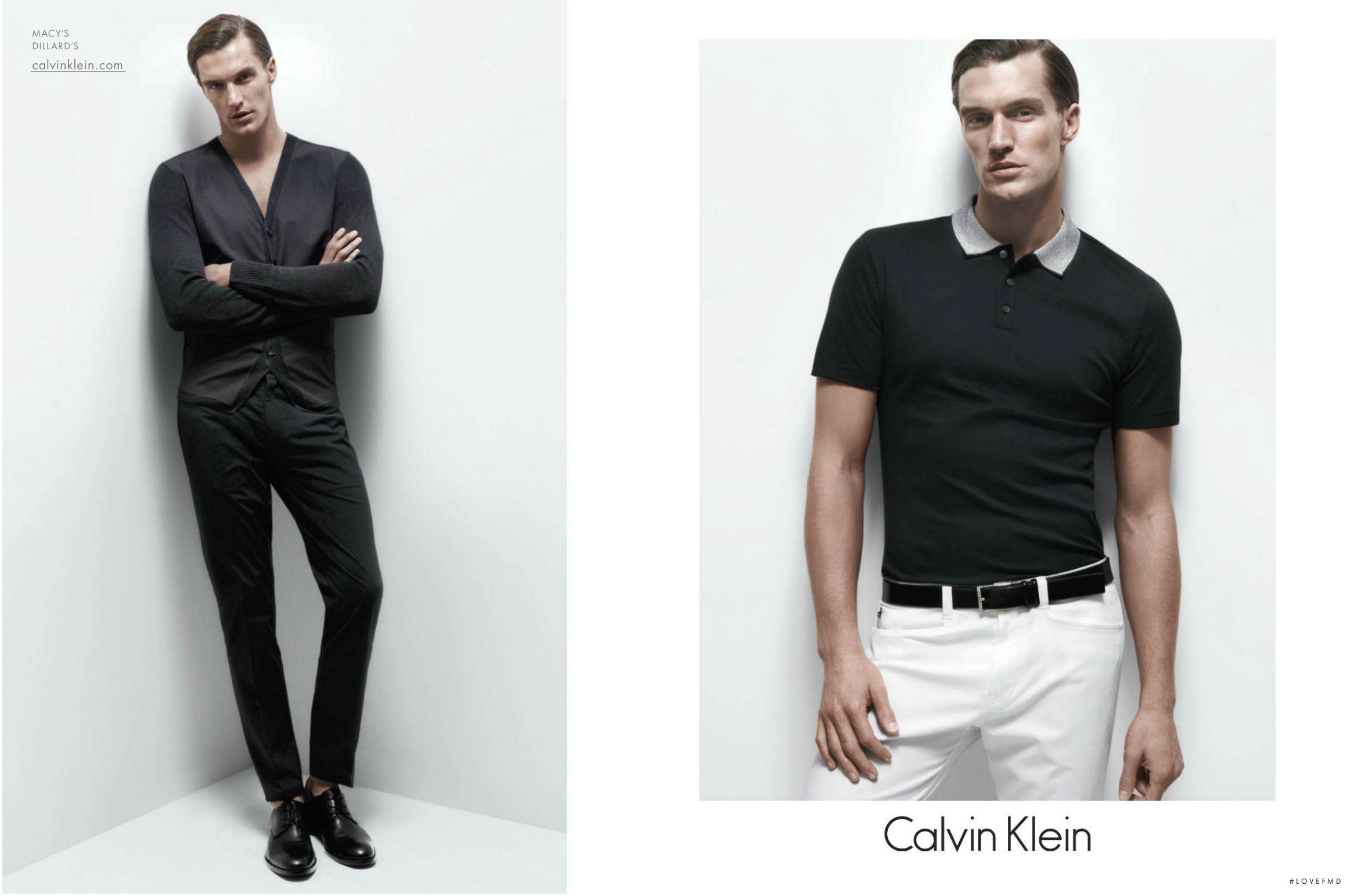 Calvin Klein White Label AutumnWinter 2012 Advertising Campaign pictures
