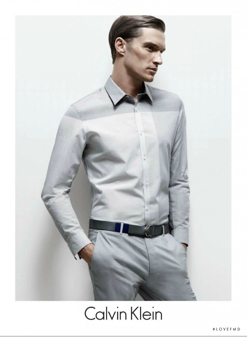 Calvin Klein White Label AutumnWinter 2012 Advertising Campaign recommendations