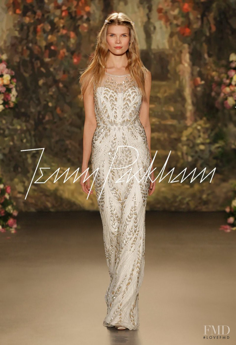 Jenny Packham Bridal Collection fashion show for Spring/Summer 2016