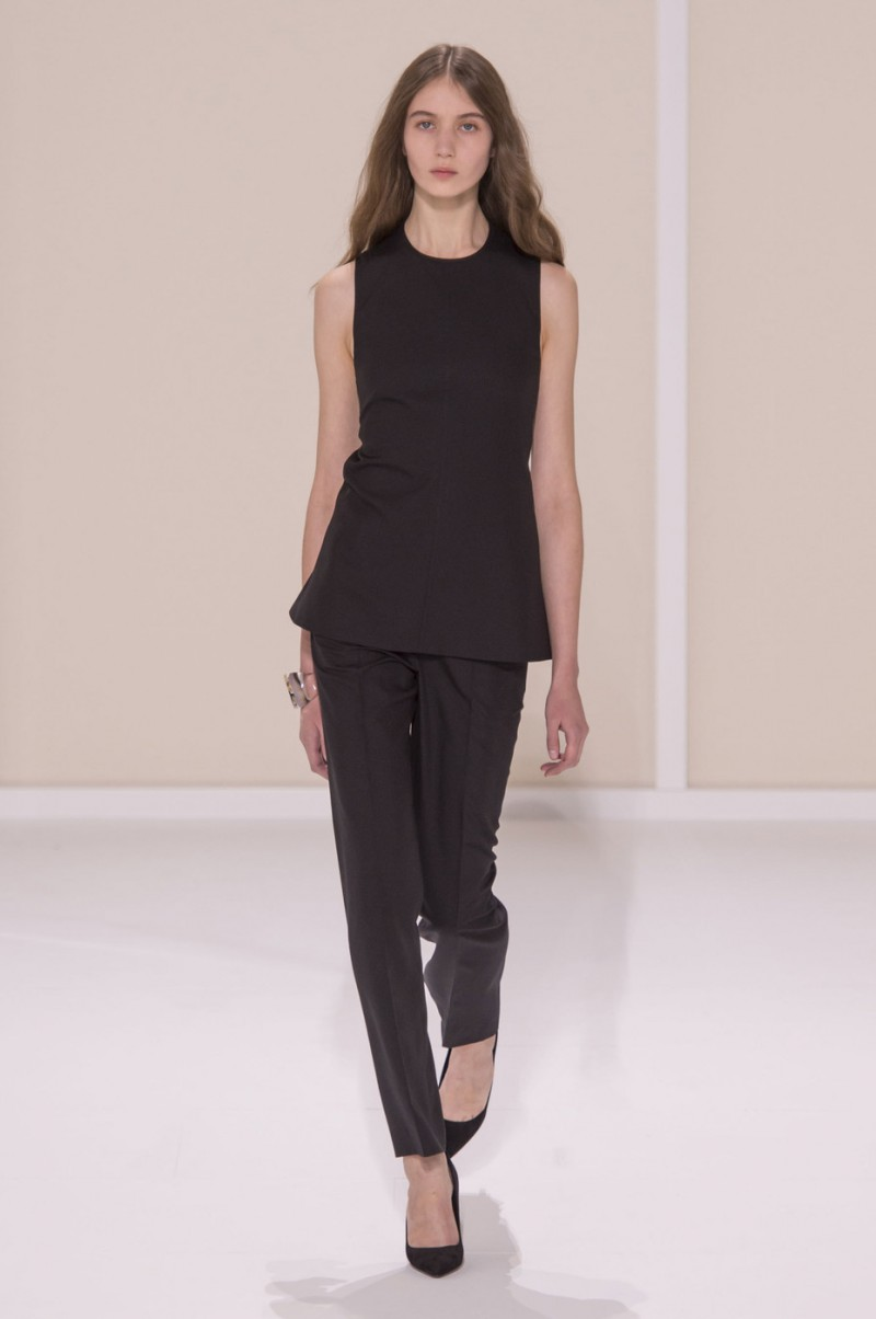 Hermes fashion show for Spring/Summer 2016