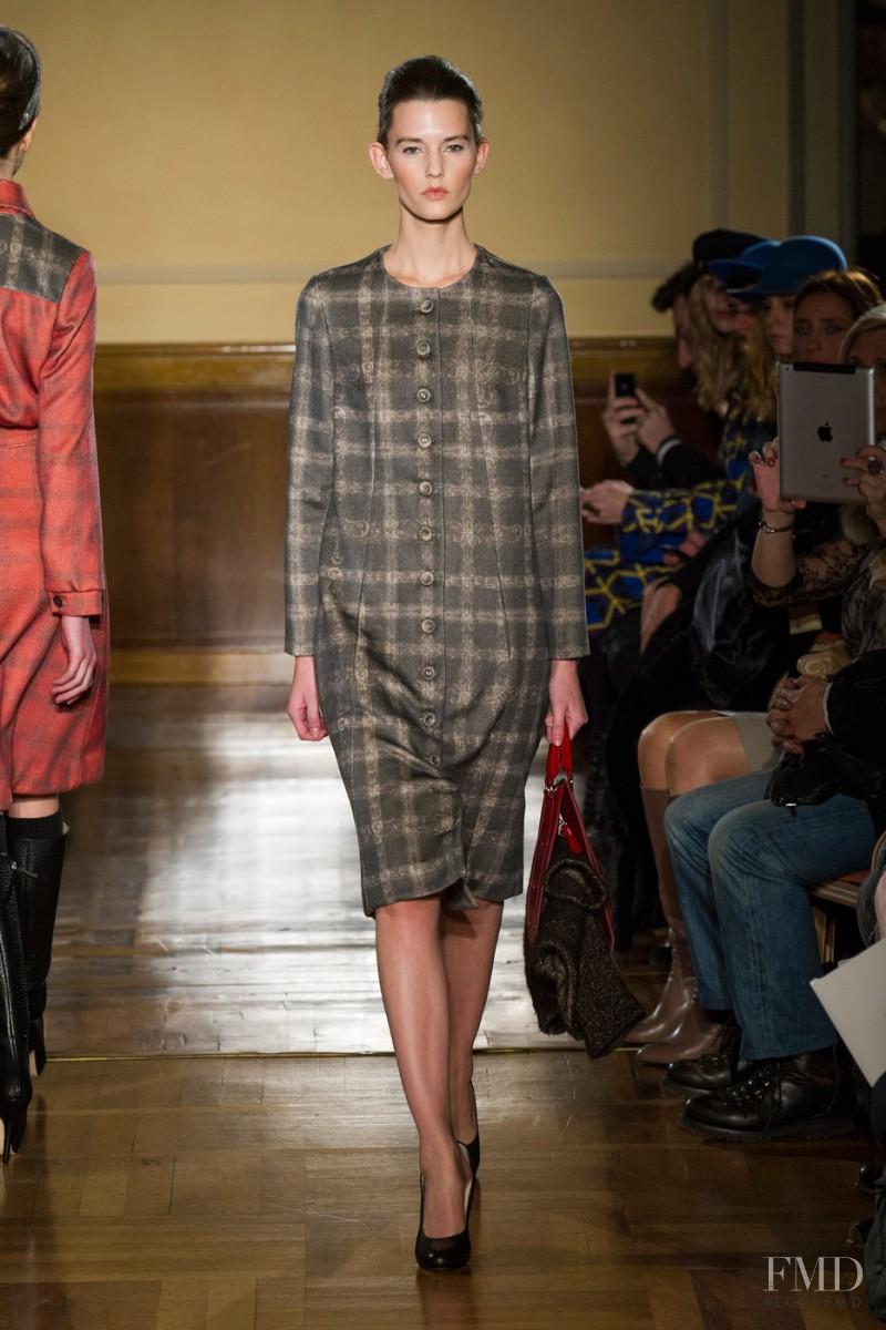 Andrea Incontri fashion show for Autumn/Winter 2013