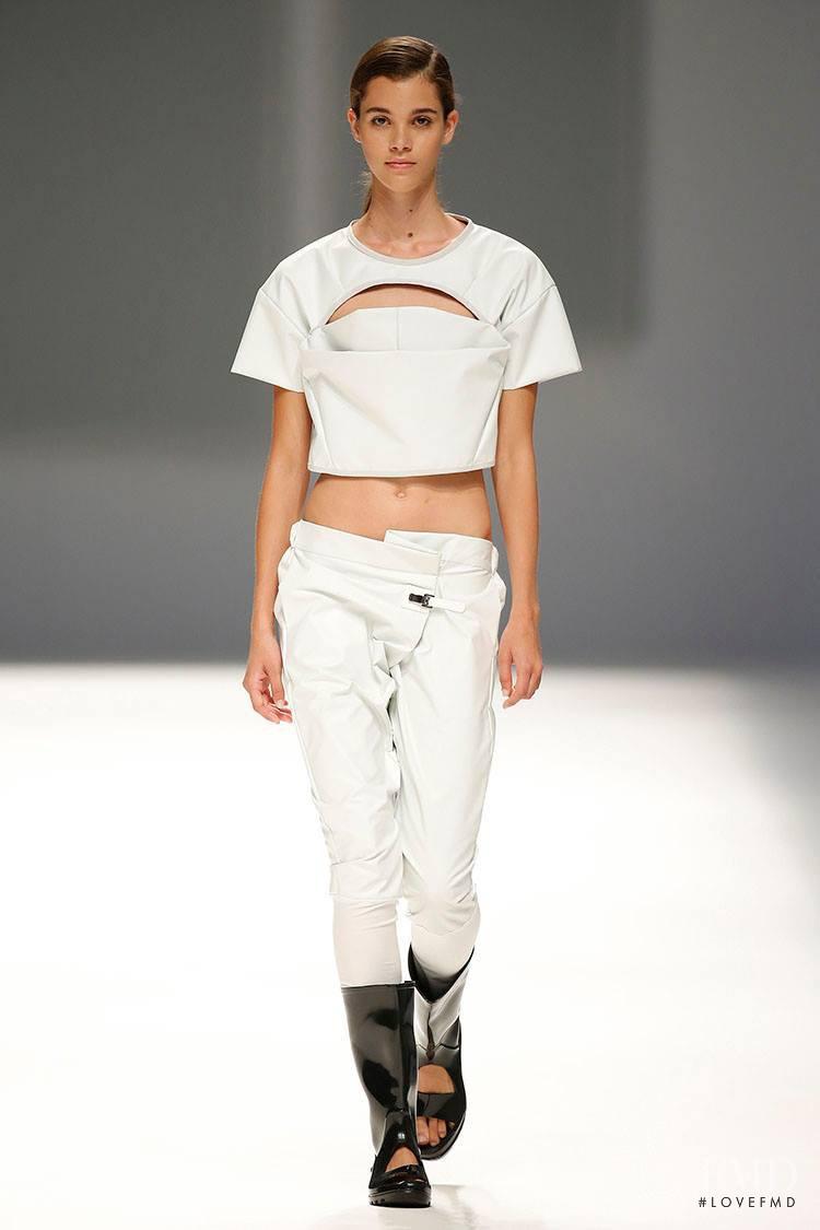 Txell Miras fashion show for Spring/Summer 2016