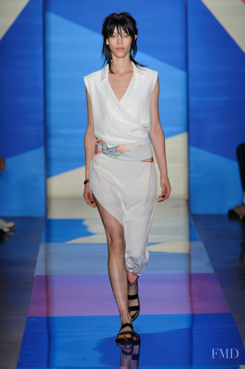 Baja East fashion show for Spring/Summer 2016