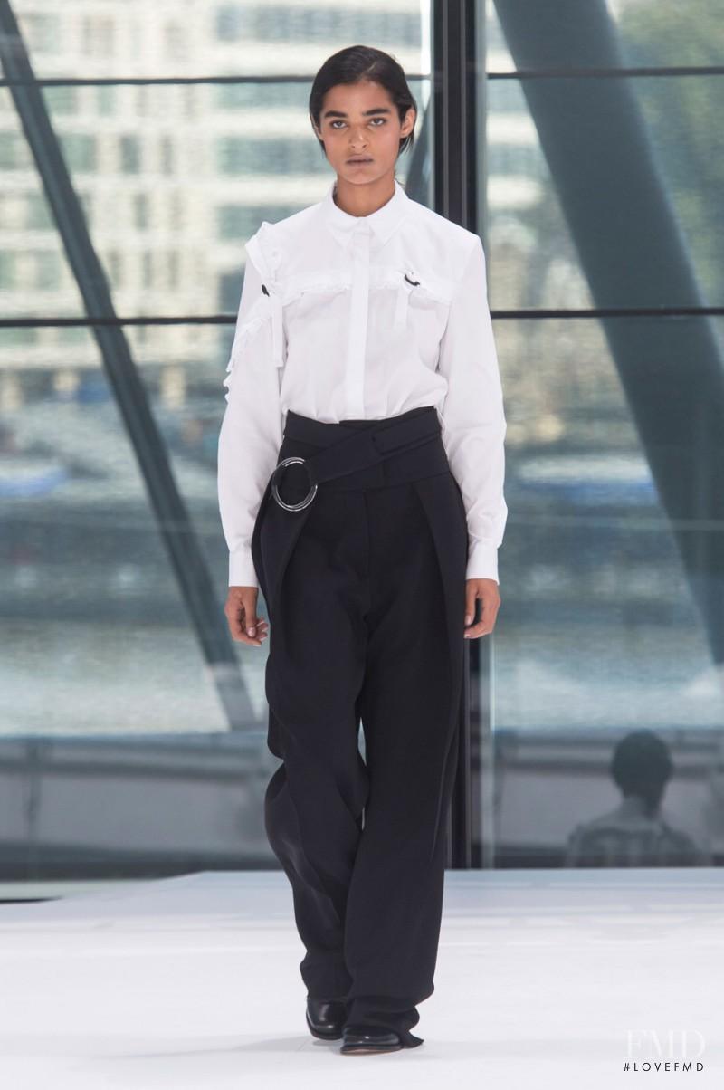 Preen by Thornton Bregazzi fashion show for Spring/Summer 2016