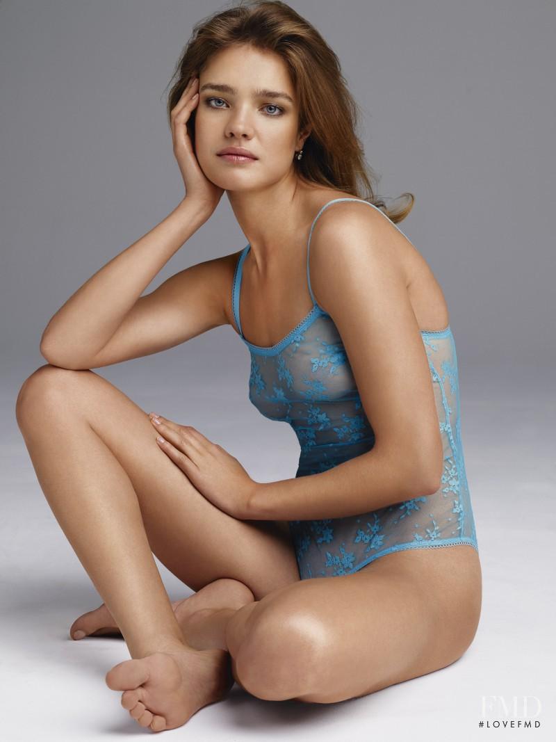 Natalia Vodianova featured in  the Etam catalogue for Spring/Summer 2011