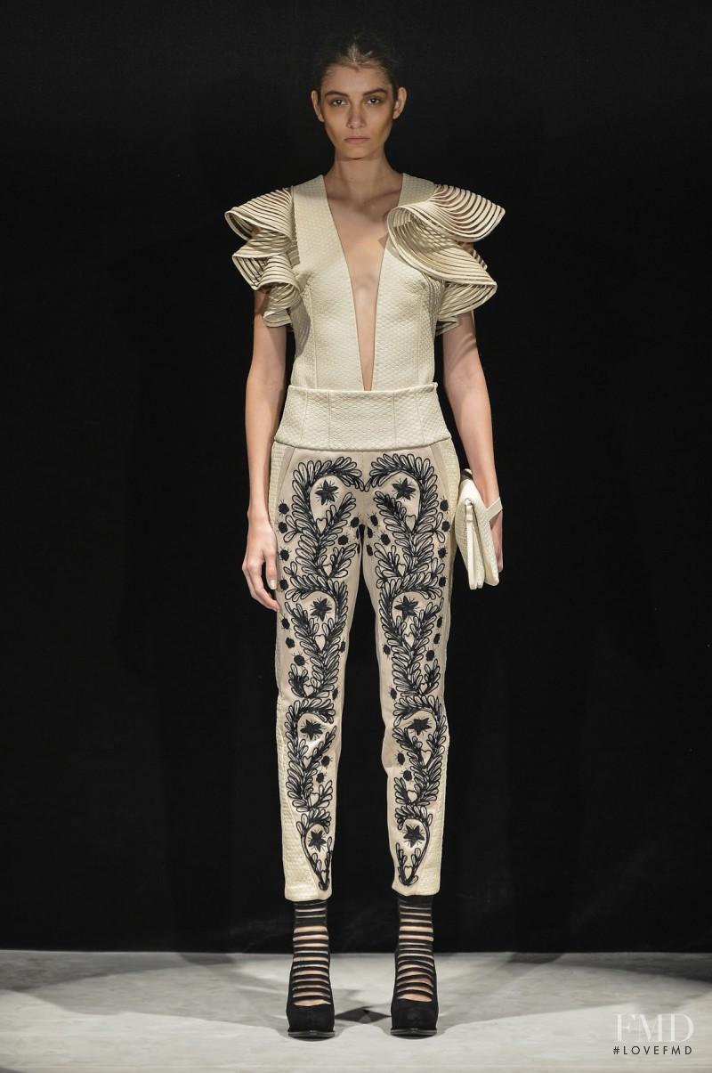 Reinaldo Louren�o fashion show for Autumn/Winter 2013