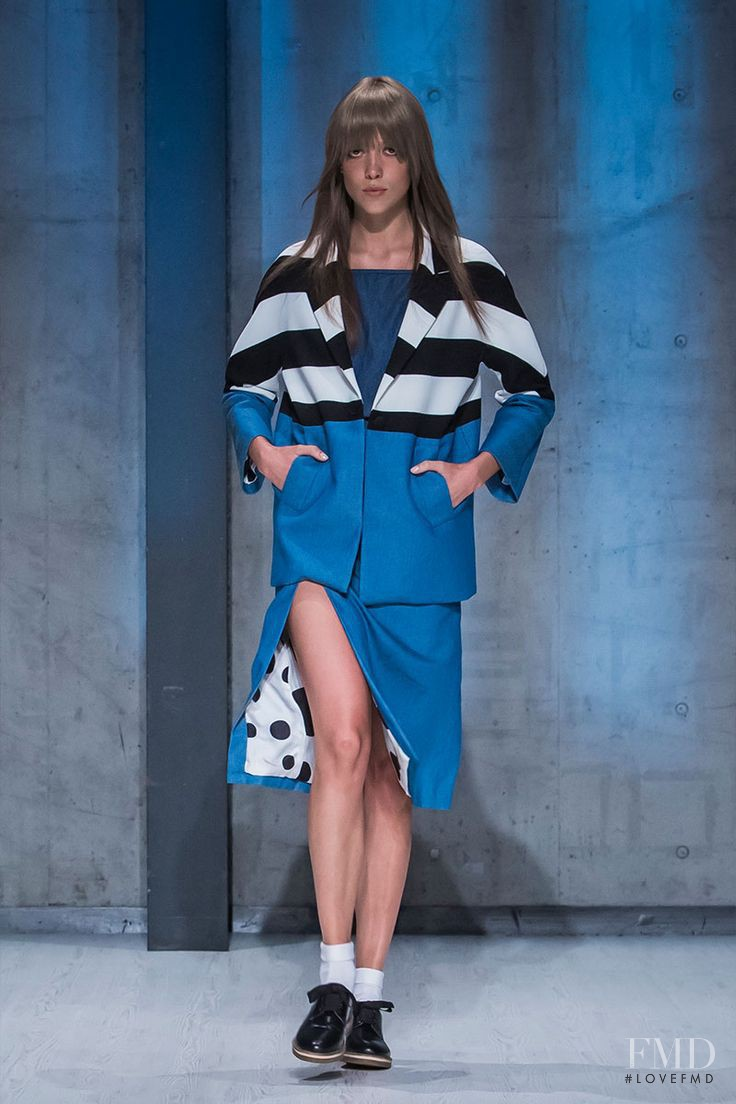MacGraw fashion show for Spring/Summer 2014