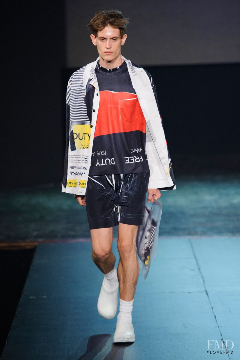 VFiles fashion show for Spring/Summer 2015