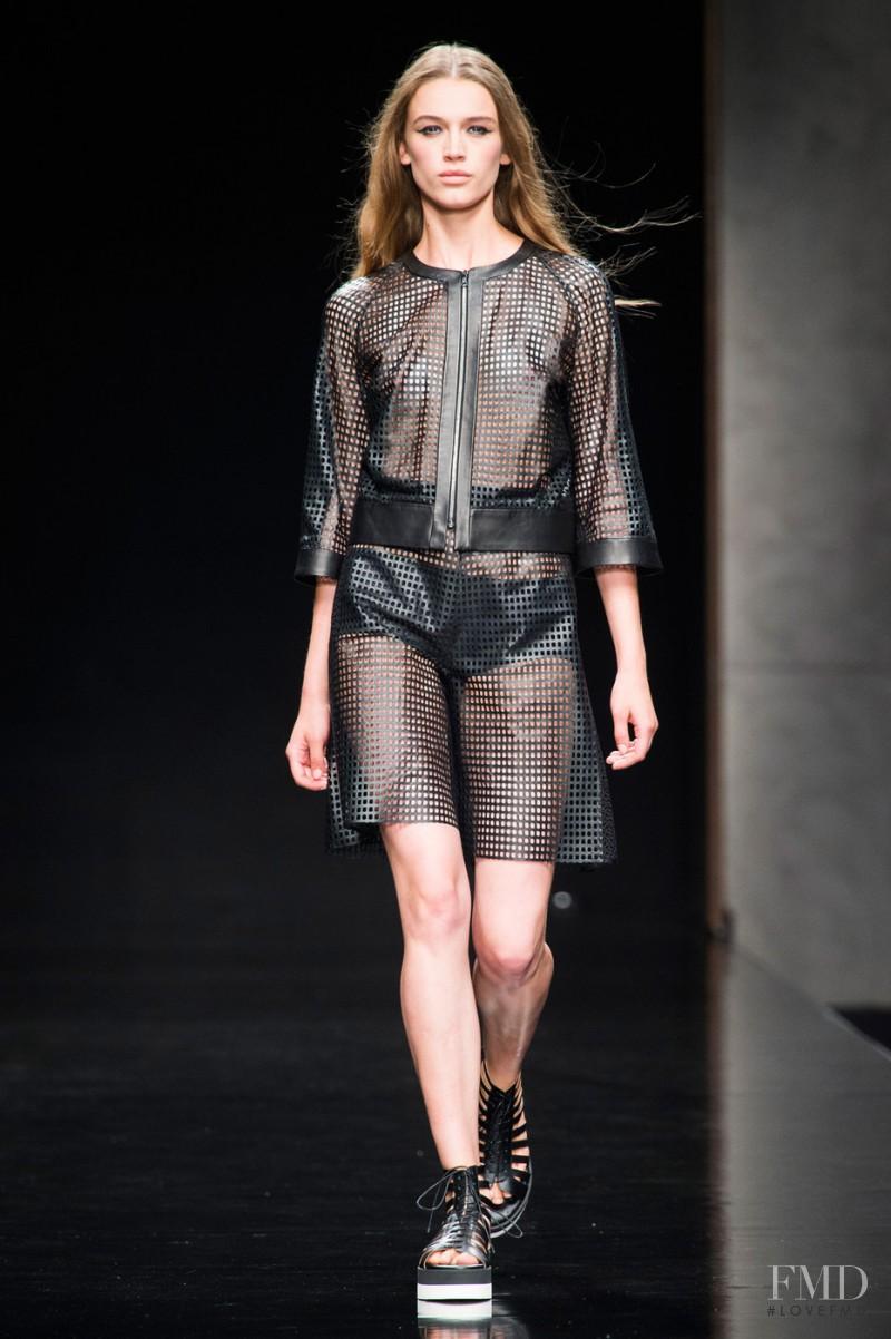 John Richmond fashion show for Spring/Summer 2015