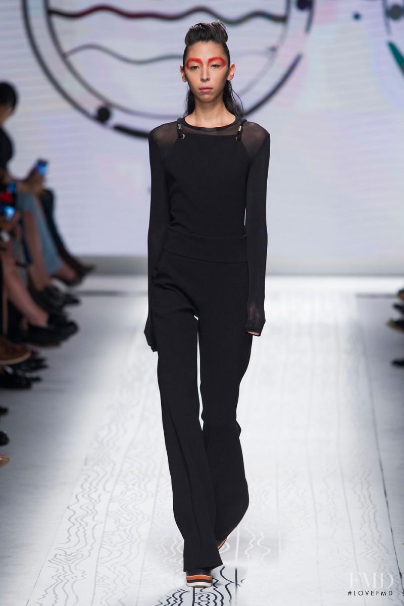 Max Mara fashion show for Spring/Summer 2016