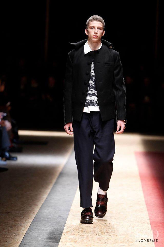 Prada fashion show for Autumn/Winter 2016